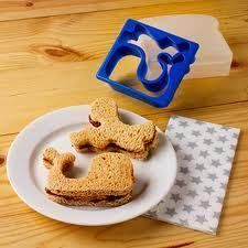 Whale and Octopus Sandwich Shapers Cutter