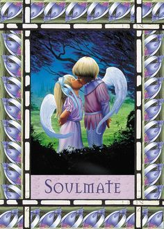 Oracle Card Soulmate   Doreen Virtue - Official Angel Therapy Website
