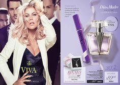 Fragancia femenina Viva by Fergie. AVON♥