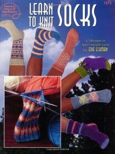 Learn to Knit Socks *** For more information, visit image link.