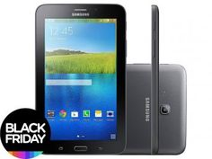 "Tablet Samsung Galaxy E 8GB 7"" 3G Wi-Fi - Android 4.4 Proc. Quad Core Câmera Integrada"