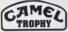 Camel Trophy Sticker