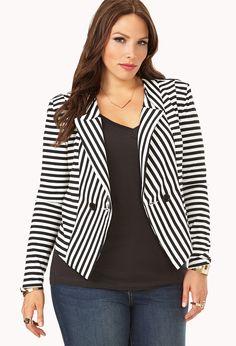 Plus Size Coats, plus size jackets, leather jackets | Forever 21 - 2000108250