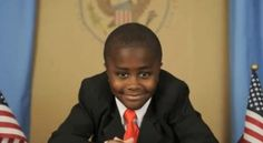 A Pep Talk from Kid President