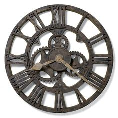 Howard Miller Allentown Wall Clock #clock #decorating
