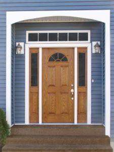 fiberglass front door with sidelights dark brown fiberglass front doors with sidelights and transom http