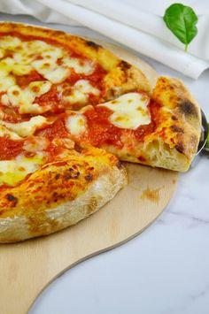 No knead pizza