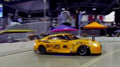 R35 GTR Skyline RC Drift Cars Remix