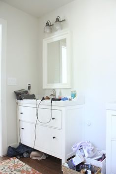 Master Bathroom Organization clutter accumulates in the bathroom quickly, especially for those