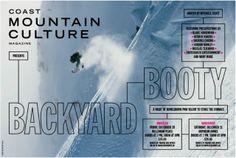 Backyard Booty in #Whistler - December 20, 2013