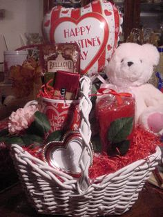 The Valentine's Day Gift Basket