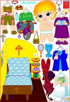 Viola and paper dolls. Виола и бумажные куклы - Maryetta Ru - Picasa Webalbum