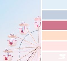{ color wheel }   image via: @anamarques210376