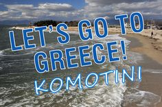 Let's go to Greece! Komotini a zi Travel List, Macedonia, Crete, Athens, 2 In, Cities, Travel Photography, Let It Be, Greece