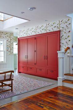 Beach House Designed by Sarah Richardson Design Natalie Hodgins \u0026 Kate Stuart & Best 8 Closet Door Ideas To Styles Your Home   Closet doors