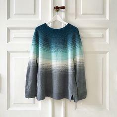 Dip Dye Sweater - Upsize / Camilla Vad
