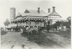 Originally thought to be 'Eden Park', a Salvation Army Boys' Home established at Mount Barker in a researcher has established that the photograph is not of 'Eden Park'. Historical Sites, Historical Photos, Old Pictures, Old Photos, Adelaide South Australia, Australia House, Eden Park, Boys Home, History Teachers