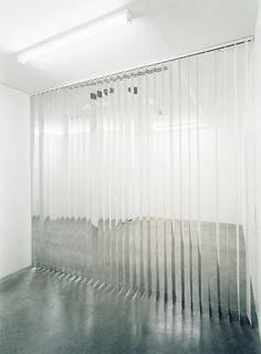 Elisabeth Grübl. Untitled / interactive installation / 2000 / Gallery Anhava (Helsinki)