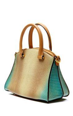 Trevi Handbag In Atlantico #LeatherGoods