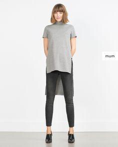 RÖHRENJEANS MUM - Jeans - Damen - KOLLEKTION SS16 | ZARA Deutschland