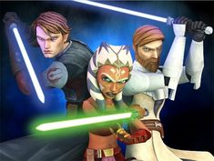 Obsessed with the Clone Wars!