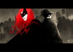 Best Comic Love Story: Batwoman and the Question