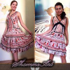 ❤Мои любимые клиенты ❤ Два характера , два темперамента . Один стиль , одинаковая подборка тканей.  ... #yooying Dresses, Fashion, Creative, Vestidos, Moda, Fashion Styles, Dress, Fashion Illustrations, Gown