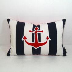 Um... Super duper love this nautical action.