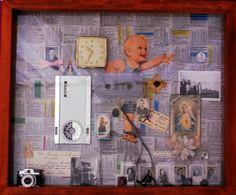 Ensamblaje de Alberto Vega  Ensamblaje / Arte Objetual / Clase de Arte