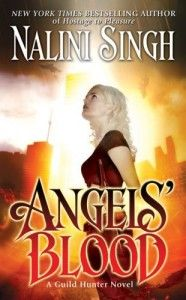 Angel's Blood by Nalini Singh  (The Guild Hunters)