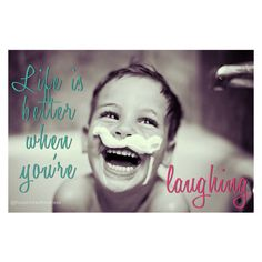 Life is better when you are laughing #life #laughing #footprintsofkindness @footprintsofkindness