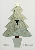 Site with many iris folding Christmas ideas