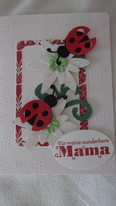 Geburtstagskarte für eine Mama