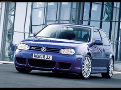 Still want this car... 2002 VW Golf R32 in Jazz Blue
