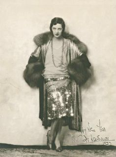 Gertrude Lawrence, 1927
