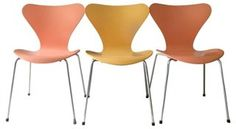 Arne Jacobsen  Series 7 Chairs, S/3