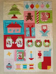 dream quilt create: Have yourself a Quilty little Christmas, Quilty Fu...