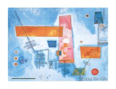 Wassily Kandinsky - Struttura angolare