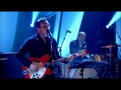 Richard Hawley - Down in the Woods (Later with Jools Holland)
