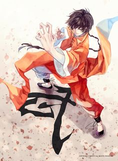 Tags: Anime, Katekyo Hitman REBORN!, Pixiv, Fon, Wehip