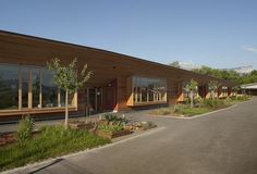 Public school 6 nursery classes, Pringy, Savoie, France