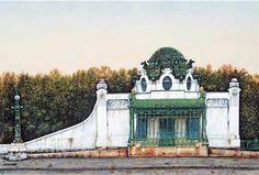 Taj Mahal, Building, Painting, Travel, Art, Pictures, Art Background, Viajes, Buildings