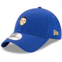 4f6625bafd0 Stephen Curry Golden State Warriors New Era Primary Player 9TWENTY  Adjustable Hat - Royal