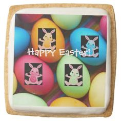 Enchanted forest cake brownie the easter bunny square shortbread cookie home gifts ideas decor special unique custom individual customized negle Image collections