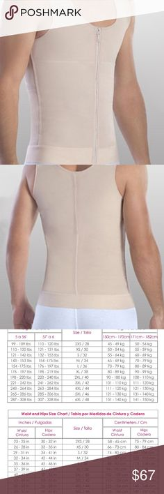 536f6835c Men Body Shaper Slimming Vest Ref 811 Are you ready to have a more fit  looking