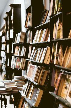 "john-fenerov: ""@ Daunt Books, London // instagram """