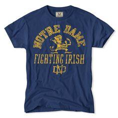 Notre Dame Fighting Irish T-Shirt  $34
