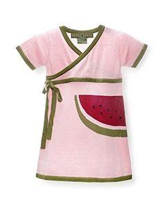 Amber Hagen Baby Watermelon Dress (Pink)
