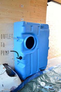 DIY Plumbing | Installing Campervan Water System | Vandog Traveller | Campervan Conversion