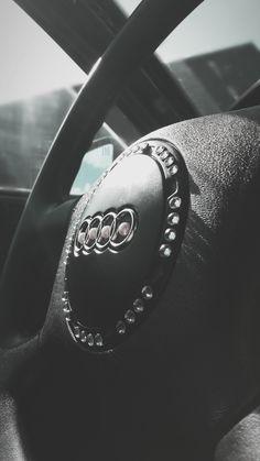My Audi • My love • Diamonds • 1 million goal.